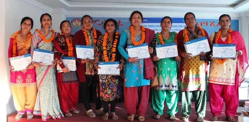Women's Entrepreneurship Program - Palpa